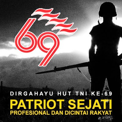 Dp BBM Hut TNI Ke 69