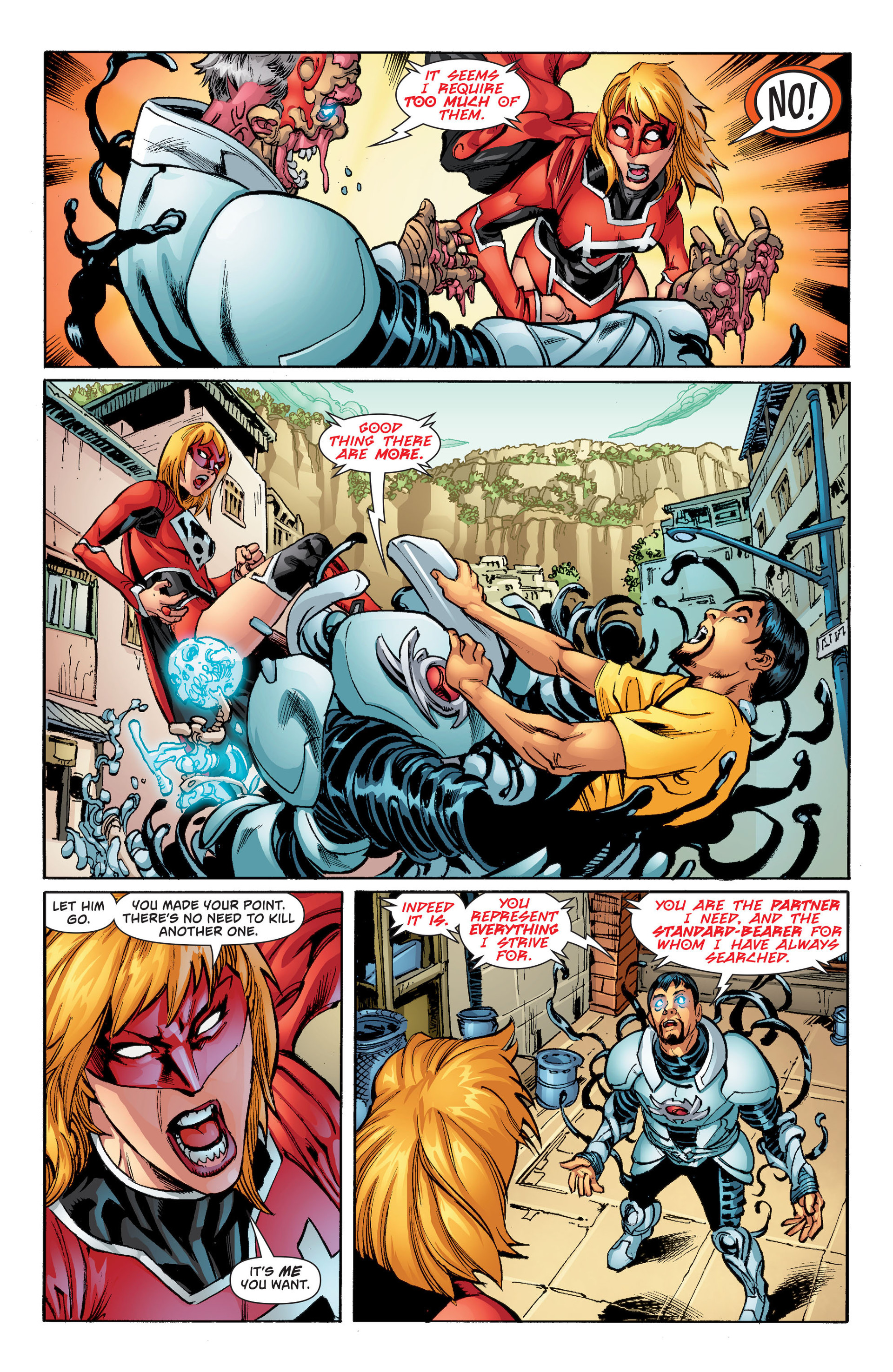 Supergirl (2011) Issue #33 #35 - English 7