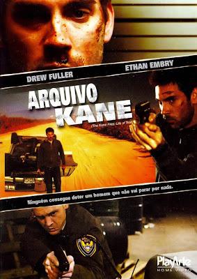Arquivo Kane - DVDRip Dual Áudio