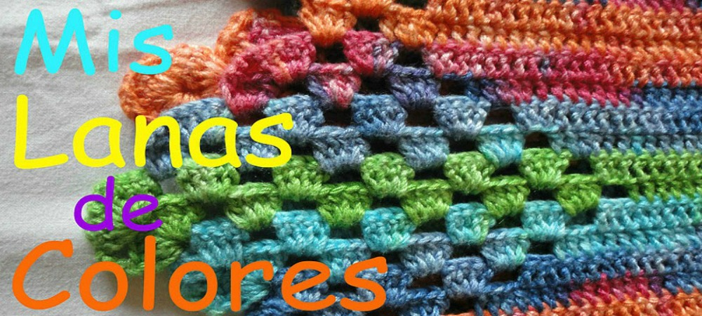 mis lanas de colores