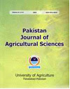 Pakistan Journal of Agriculture Sciences