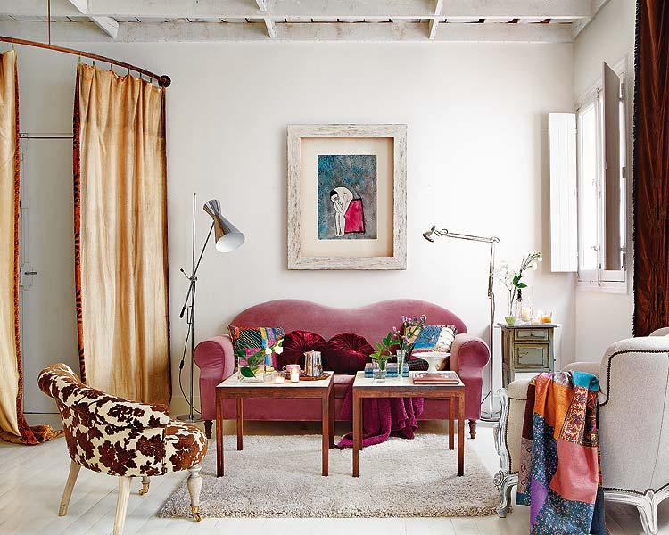 Blog achados de decora o casa antiga e reformada 70m2 for Decoracion casas 70m2