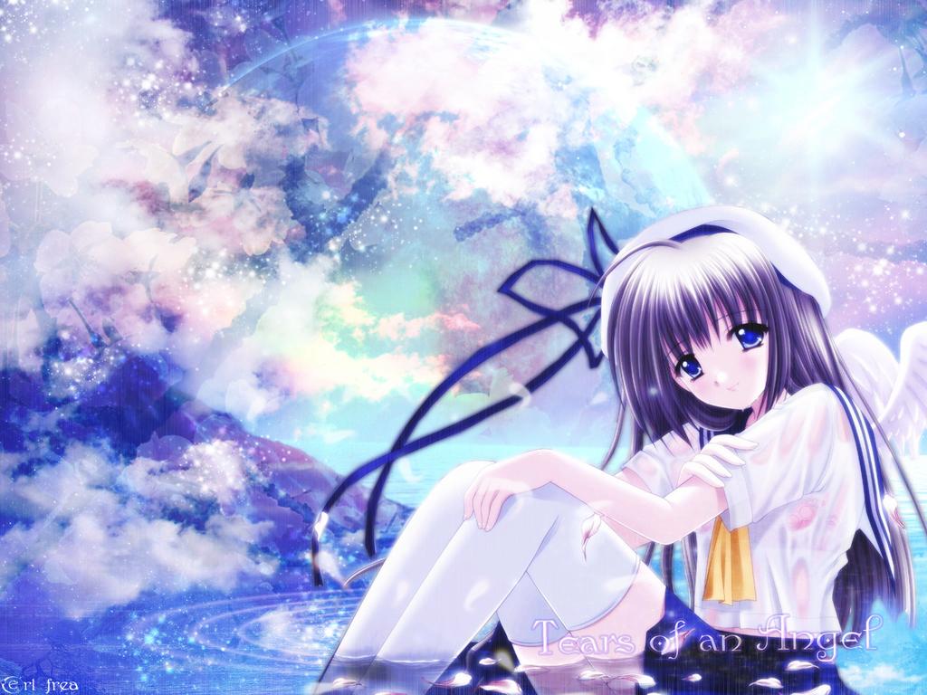 Anime Japan Wallpaper Hd Wallpapers Dekstop 4 U Anime Angel Wallpaper