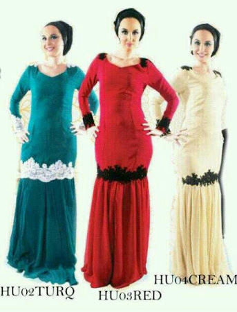 Pre-Order Mermaid Peplum Cantik Menawan. Order Close 30 May 2013