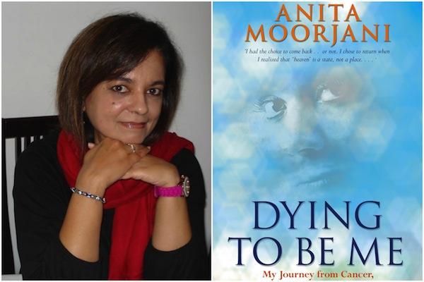 Anita Moorjani book
