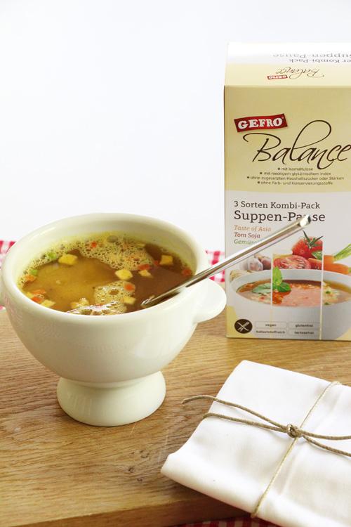 Suppe Gefro Produkttest Annette Diepolder