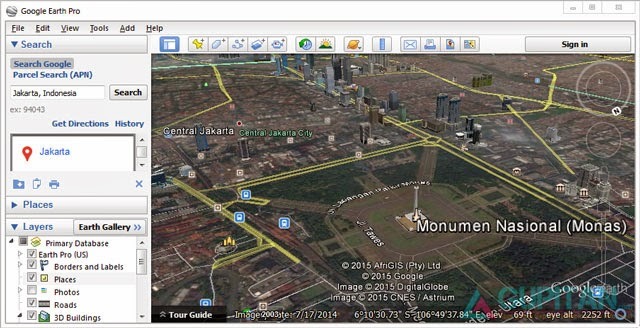 Download Google Earth Pro Sekarang Gratis