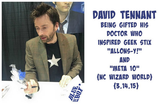 10th Doctor Approved!
