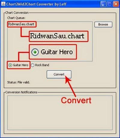 Ganti Lagu Gitar Hero 2