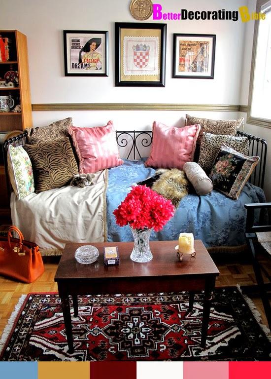 3 Dicas como transformar cama em sof Casa de Amados