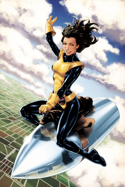 sexy kitty pryde of marvel