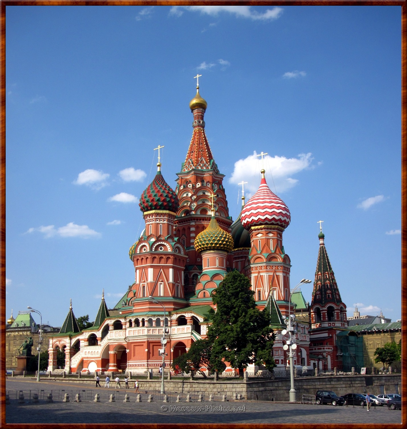 St. Basil's the Blessed (Protection Veil of Our Lady) Cathedral