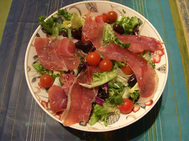 Ensalada serrana recetas de cocina - Cocina con sara paella ...