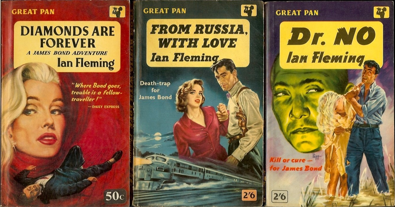 books about james bond