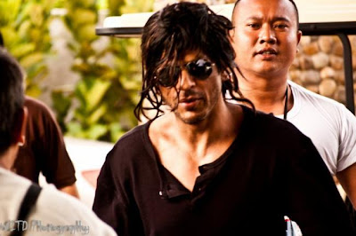 Shahrukh Khan's New Look For Upcoming Movie Don 2