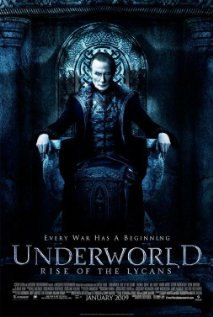 Underworld: Rise of the Lycans (2009) Bluray 720p 550MB