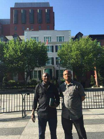 Buhari First Nigerian President To Stay at US President's Official guest house