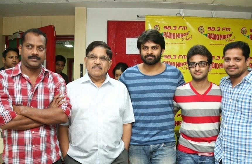 Pilla Nuvvu Leni Jeevitham Telugu Movie Song Launch Photos Gallery At Radio Mirchi