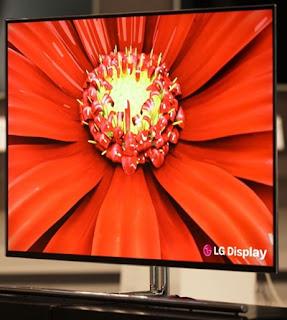 LG Mengenalkan Panel OLED 55 Inchi Untuk TV
