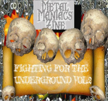 Baixe Agora  a Nova coletânea Fighting for the Underground vol.2