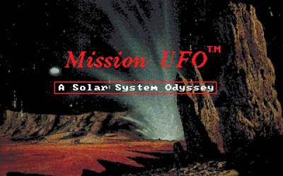 Mission UFO game