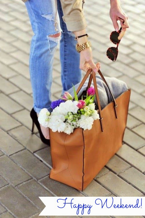 the perfect bag and accessories
