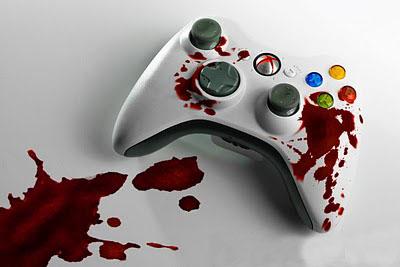Jogos violentos no videogame