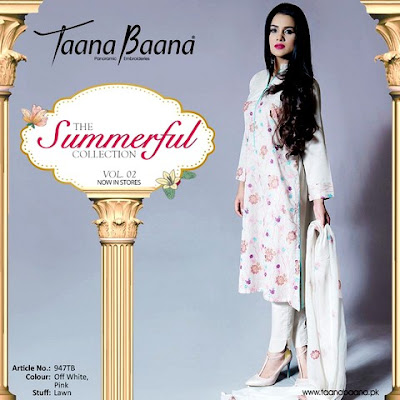 The Summerful Collection 2015 Vol 02 By Taana Baana