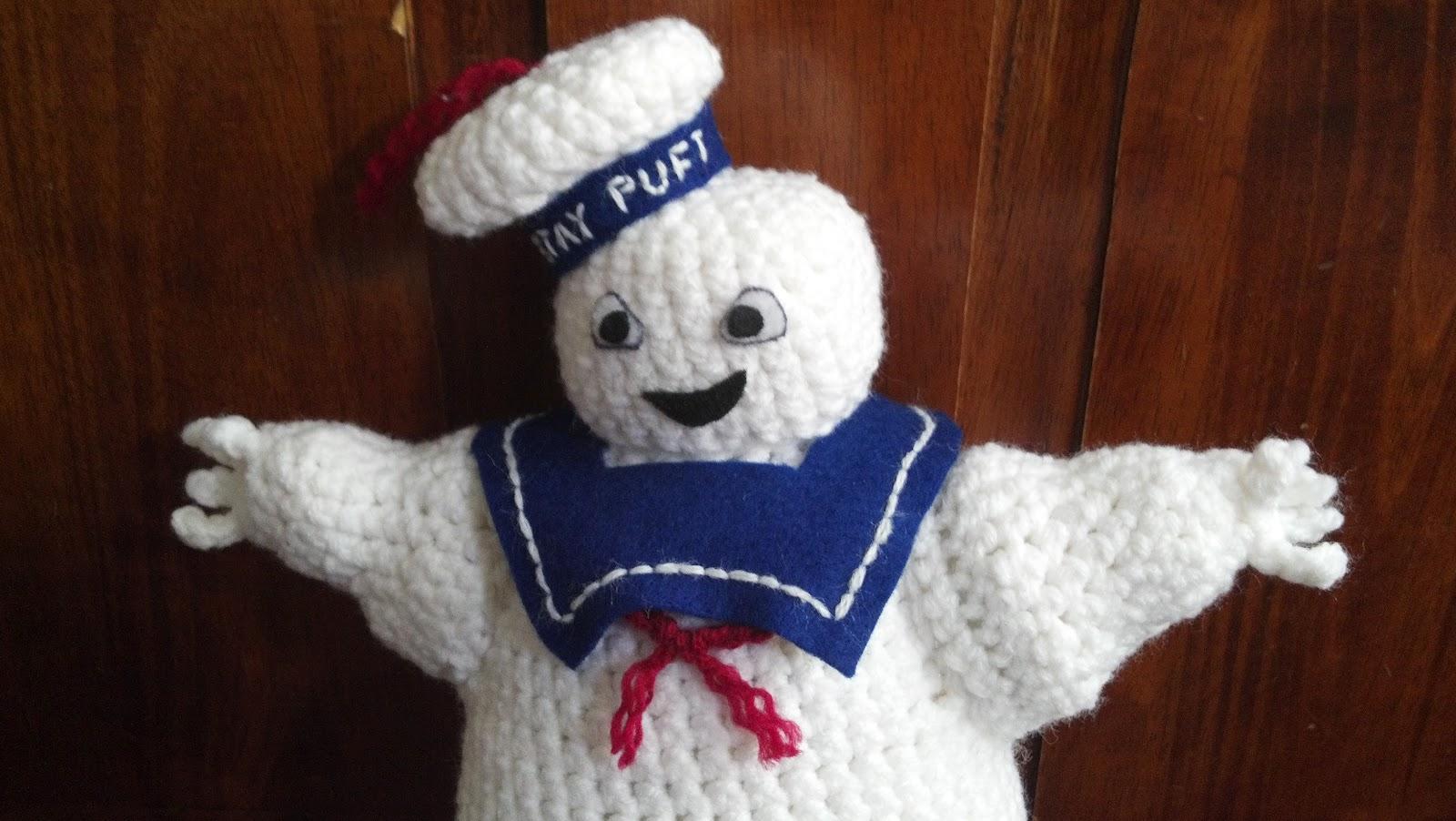 Ghostbusters Amigurumi Pattern : Mostly Nerdy Crochet: Upgrade!