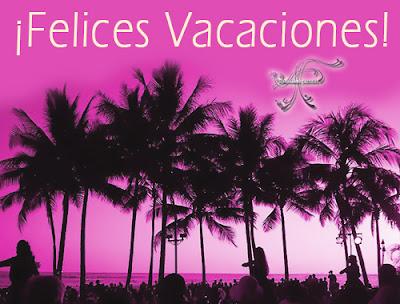 Vacaciones de Verano 2015