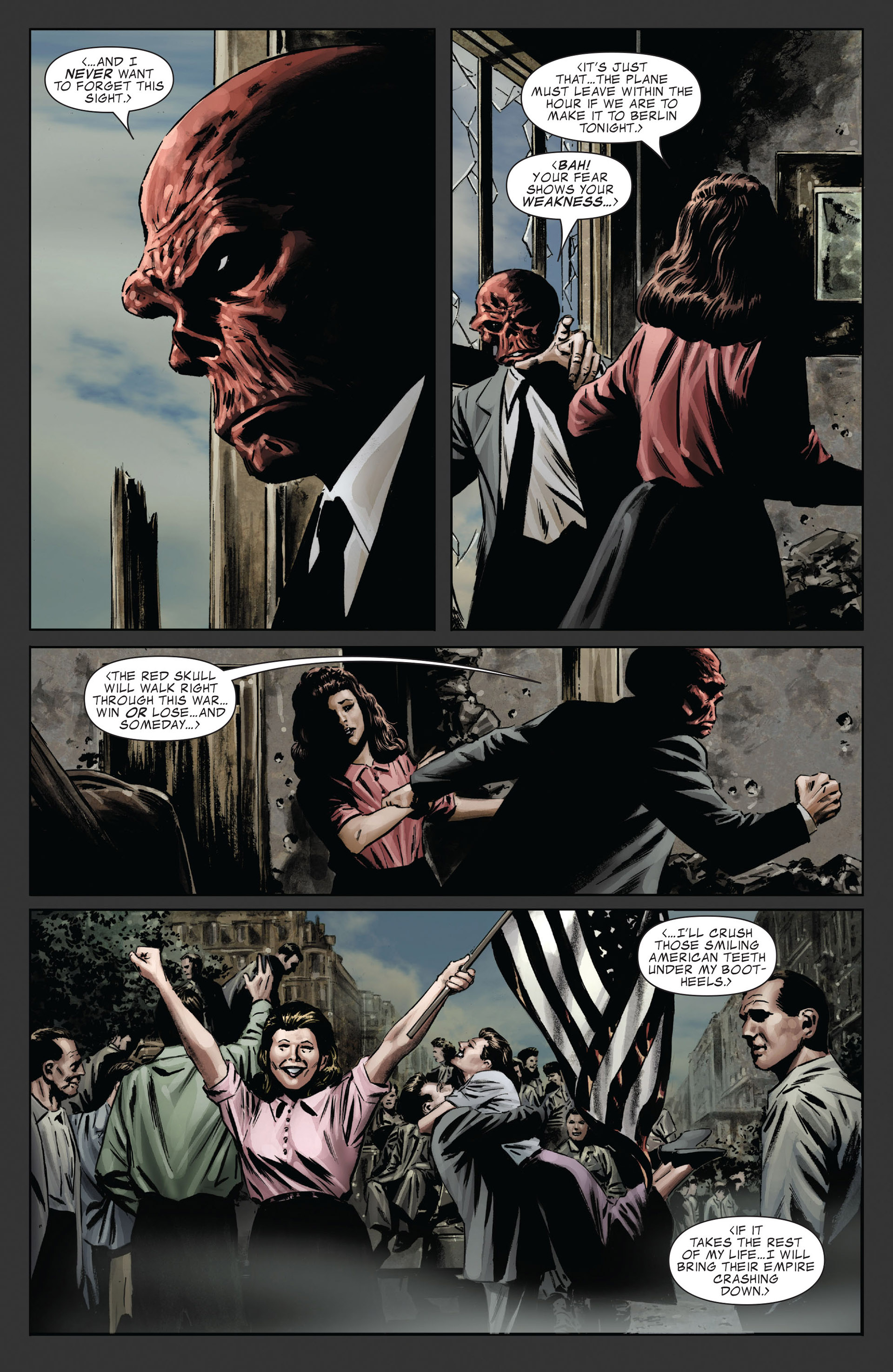 Captain America (2005) Issue #37 #37 - English 5