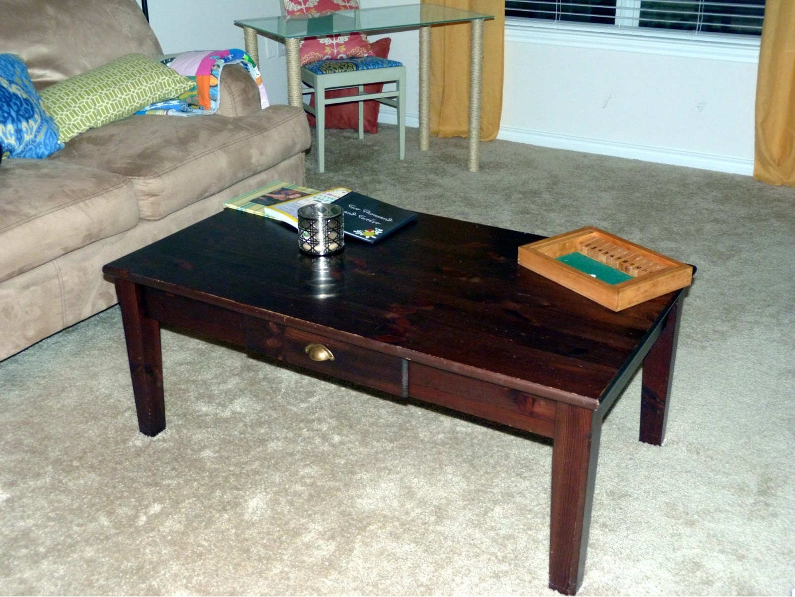 "Made with Love Paid with Pennies ""custom"" furniture part 1"