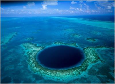 El agujero mas profundo del planeta
