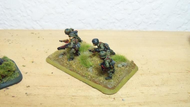 Fallschirm Sturm Kompanie!