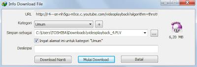 Cara Download Video Youtube dengan IDM