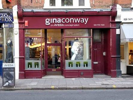 review | gina conway aveda salon and spa