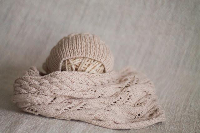 комплект для девушки, снуд, женская шапка