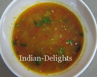 Rasam Recipe - Quick & Easy South Indian Recipe