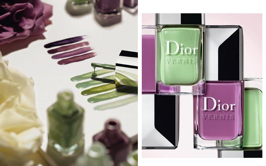 Dior Garden Party Makeup Spring 2012 Collection