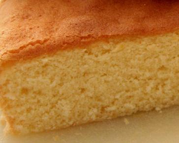 senza bimby, pan di spagna