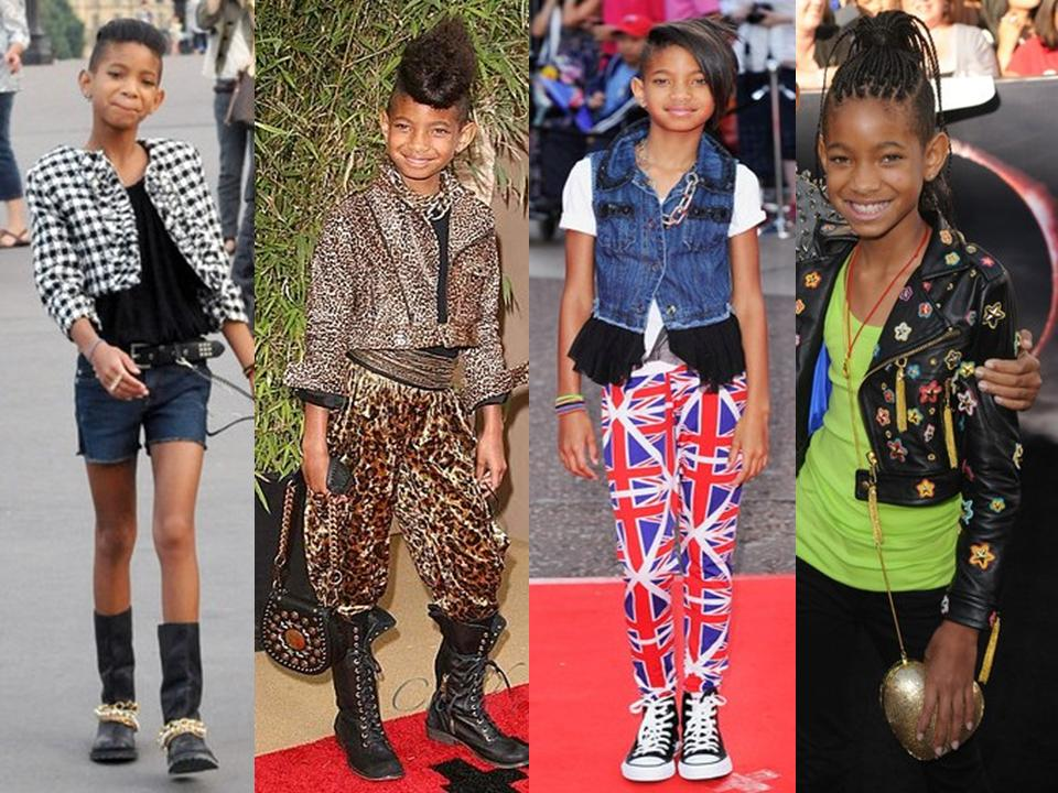 We Can Be Fashion Star Willow Smith