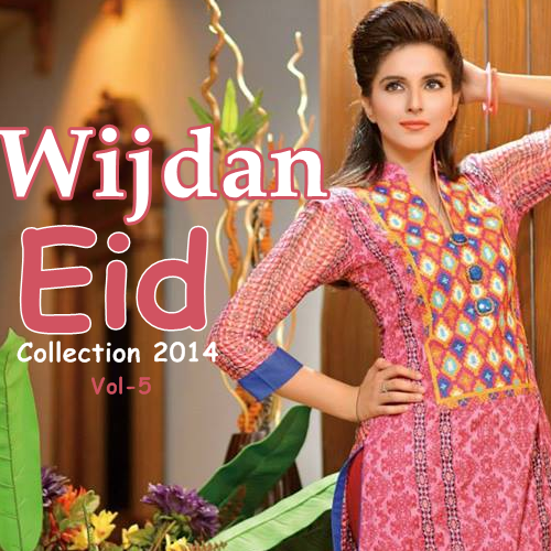 Wijdan Eid Collection 2014