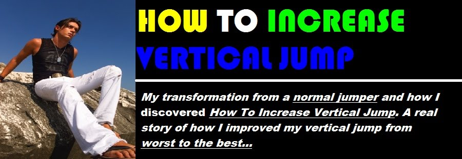 How To Increase Vertical Jump | How To Improve Vertical Jump