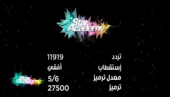 تردد قناة ستار اكاديمي 11
