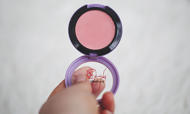 mac blusher giveaway winner