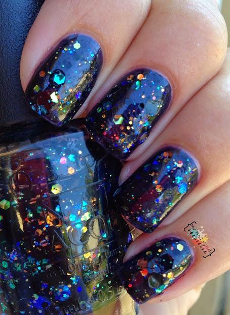 nail polish obsession opi comet