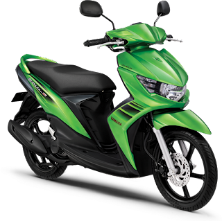 mio soul GT lighting green