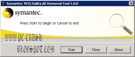 Download Win32/Sality Removal Tool Free