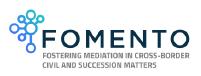Progetto Europeo su Mediazione transfrontaliera e successioni (www.fomentonet.eu)