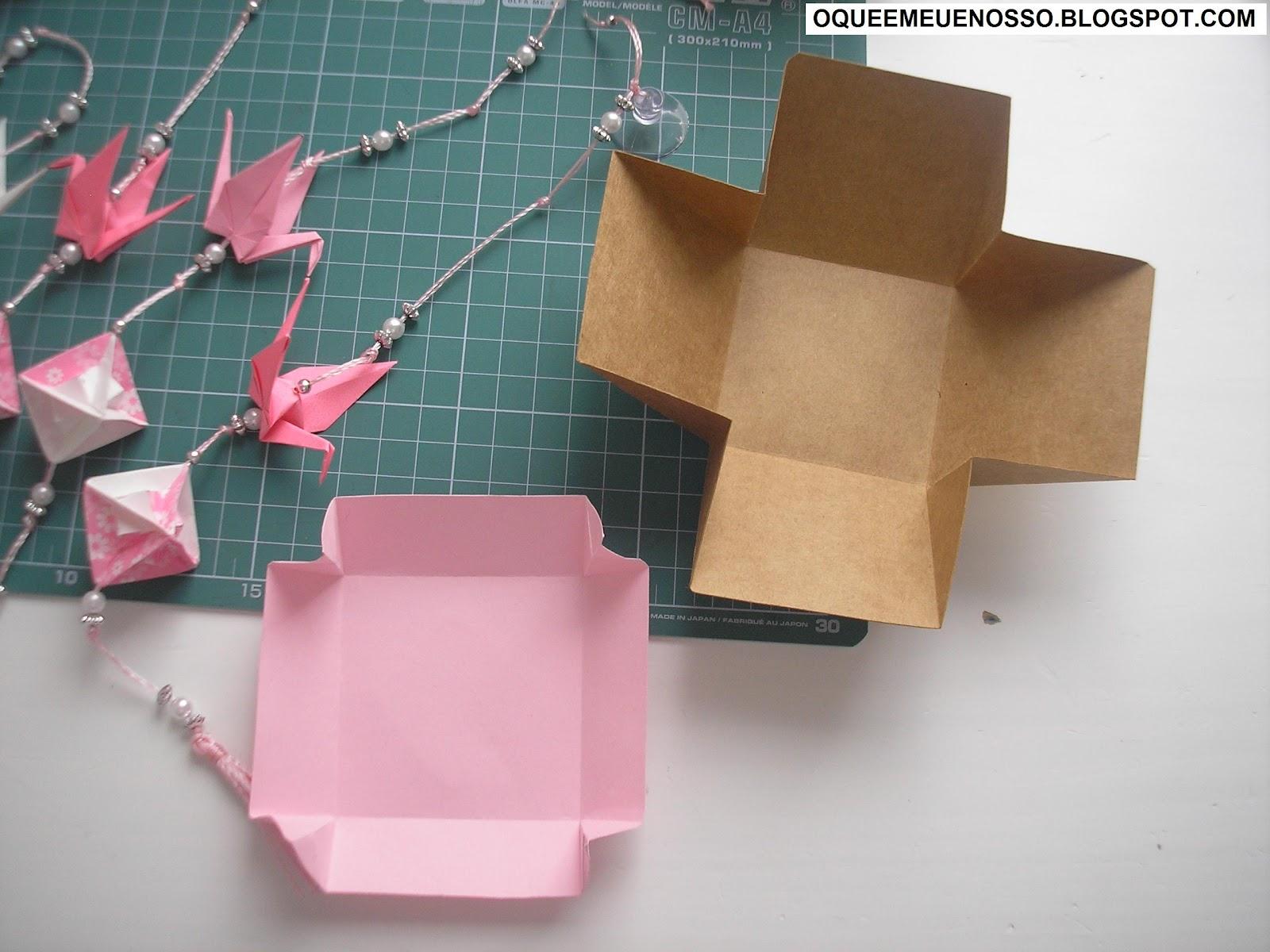 Origami Cards Ecosia